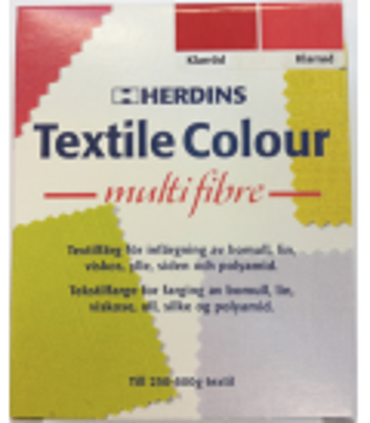 Tekstilfarge