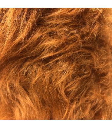 Langhåret pels