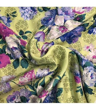 Mønstert Silke, Ungaro