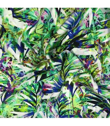 Mønstret Silke Sateng, Ratti Donna