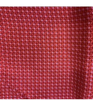 Mønstret Viskose