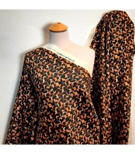Mønstret Ull med Silke, Ungaro (Paris)