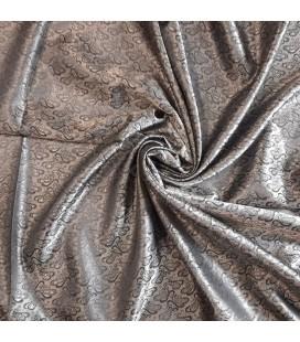 Mønstret Viskose Fór