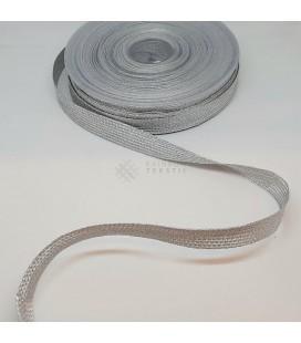 Flat bånd Lurex 10mm