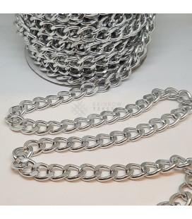 Metallisk Kjetting Lurex 10mm