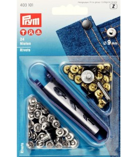 Prym Niter for jeans 9mm