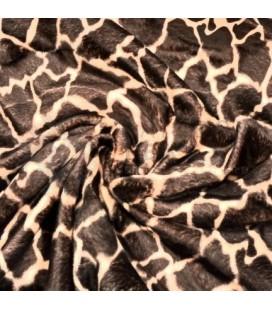 Dyremønster - Sjiraff