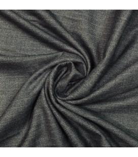 Pinstripe Ull -Koksgrå