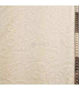 Chiffon med mønster (bournout)