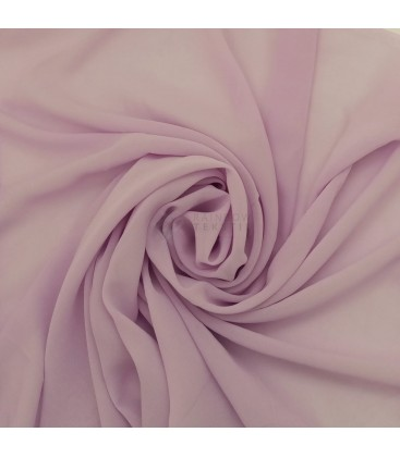 Polyester Chiffon Pastell farger