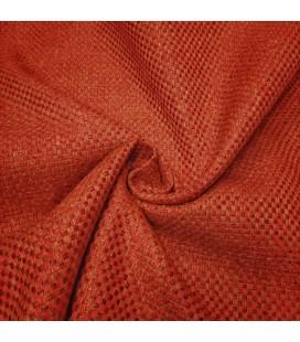 Møbelstoff - 221-RustRød
