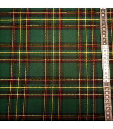 Skotskrutet Viskose