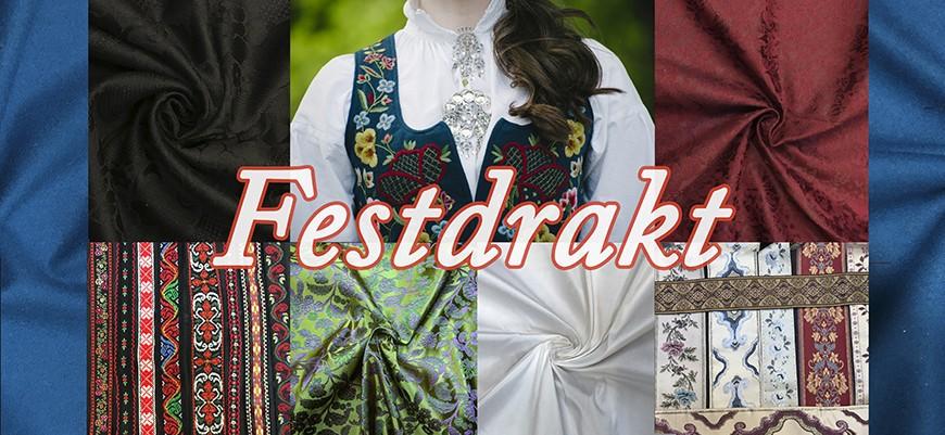 Traditional Norwegian Dresses